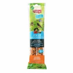 Living World Finch Veggie Sticks 2oz 2 Pack