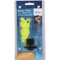 Elive Betta Filter WGlow Plant