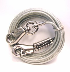 Prestige 15Ft Beast Tieout With Swivel Upto 125lbs