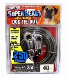 Prestige Super Beast 40ft Tie Out Upto 250lbs