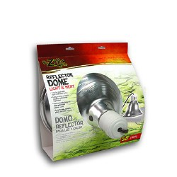 Reflect Dome Light/Heat 5.5 In