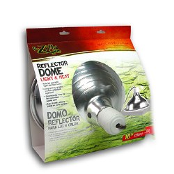 Reflect Dome Light/Heat 8.5 In