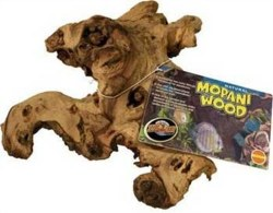 African Mopani Wood 12 Inch