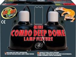 Mini Combo Deep Dome Fixture