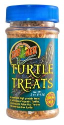 Turtle Treat Whole Krill .4 oz