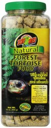 Natural Forest Tortoise 15 oz
