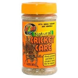 Natural Cricket Food 1.75 oz