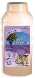 Alzoo Cat Litter Deodorizer Fresh Lavender 26oz