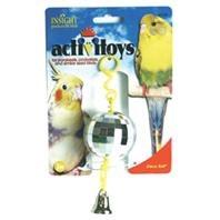 Bird Toy Disco Ball