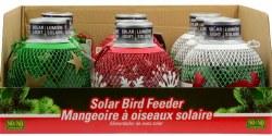 Holiday Solar Seedball Assort
