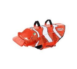 Orange Life Jacket Medium
