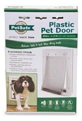PetSafe Plastic Pet Door Small Upto 15lbs