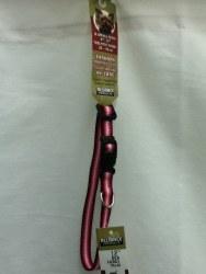 Adj Pink Collar 8-12 Inch