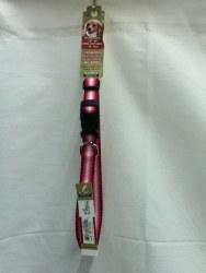 Adj Pink Collar 18 Inch