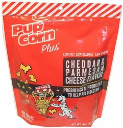 Sunshine Mills Pupcorn Plus Cheese 4oz