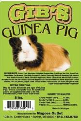 Gibs Guinea Pig Food 7lb
