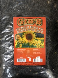 Gibs Oil Sunflower 5lbs