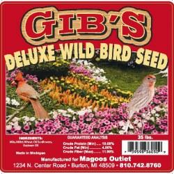 Gibs Deluxe Wild Bird 33LB