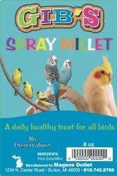 Spray Millet Cage Bird 8 OZ