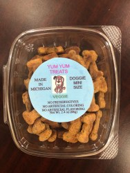 YumYum Veggie Mini Biscuit