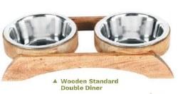 Advance 1Pt Wood BoneDD Bowl