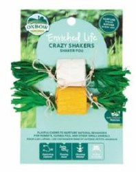 Oxbow Crazy Shakers Small Anml