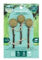 Oxbow Timmy Pops Small Animal