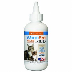 Wormeze Liquid Feline 4oz
