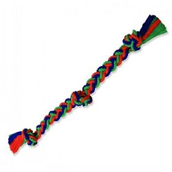 4x Rope 3 Knot Tug 26 Inch