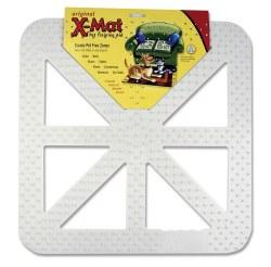X-Mat Orig Foldable 19x18 in