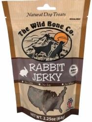 Jerky Natural Rabbit 2.25oz