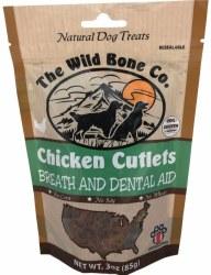 Chicken Cutlets Dental 2.75oz