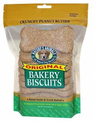 Natures Animals Bakery Biscuits Multipack Peanut Butter 13oz