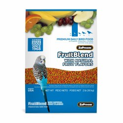 Fruit Blend Diet Small 2 Lbs