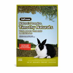 Zupreem Rabbit Pellets 5 Lbs