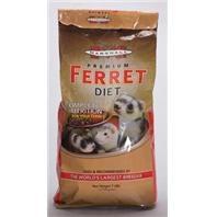 Premium Ferret Diet 7Lbs