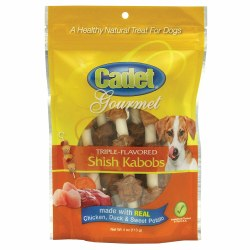 Cadet Triple Shish Kabobs 4oz