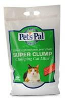 Pets Pal Clump Cat Litter 20lb