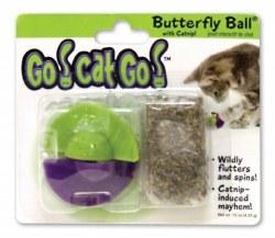 Go Cat Go Butterfly Ball