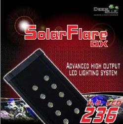 SolarFlare Deluxe LED 36X3W36