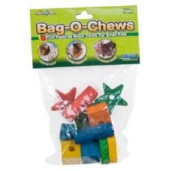 Bag-O-Chews Wood 12 pack Small