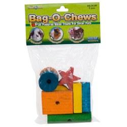 Bag-O-Chews Wood 8 pack Medium