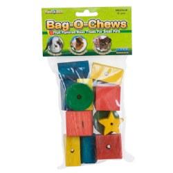 Bag-O-Chews Wood 12 Pk Medium