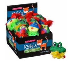 Scrunchie Ball Body Toy