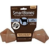 Smartbone Large Single Peanut Butter Chew Rawhide Free