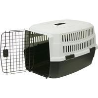 Pet Kennel Xlarge 40 Blk/Gray