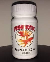 Fishbiotics Penicillin 250 Mg