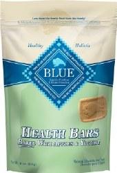 Blue Buffalo Health Bars Baked with Apple and Yogurt Dog Treats 16oz
