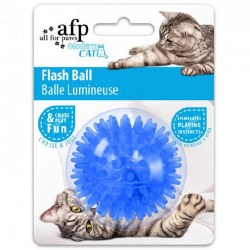 All For Paws Modern Cat L.E.D Flash Ball Cat Toy