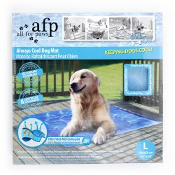 All For Paws Chill Out Always Cool Mat Large
